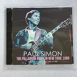 PAUL SIMON - THE PALLADIUM NIGHT IN NEW YORK 1980 (2CDR)
