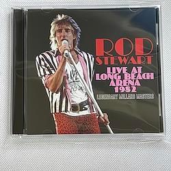 ROD STEWART - LIVE AT LONG BEACH ARENA 1982 (2CDR)