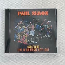 PAUL SIMON - GRACELAND LIVE IN UNIVERSAL CITY 1987 (2CDR)