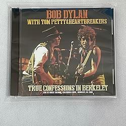BOB DYLAN with TOM PETTY & HEARTBREAKERS - TRUE CONFESSIONS IN BERKELEY (2CDR)