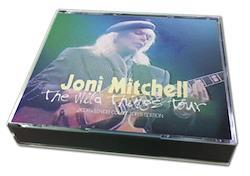 JONI MITCHELL  - THE WILD THINGS TOUR (2CDR+1DVDR)