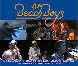 THE BEACH BOYS  HAPPY BIRTHDAY AMERICA (3CDR)