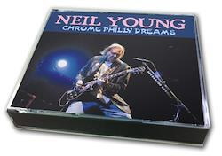 NEIL YOUNG  - CHROME PHILLY DREAMS
