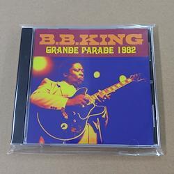 B. B. KING - GRANDE PARADE 1982 (1CDR)