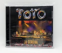 TOTO - LA SERENA: OPEN AIR CONCERT IN CHILE 2004 (2CDR)