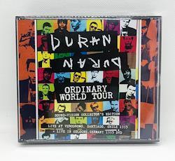 DURAN DURAN - ORDINARY WORLD TOUR (2CDR+1DVDR)