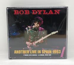 BOB DYLAN - ANOTHER LIVE IN SPAIN 1993 (4CDR)