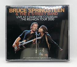 BRUCE SPRINGSTEEN & THE E STREET BAND/LIVE AT CHARLOTTE COLISEUM : THE REUNION TOUR 2000(3CDR)