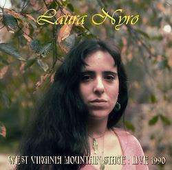 LAURA NYRO - WEST VIRGINIA MOUNTAIN STAGE : LIVE 1990 (1CDR)