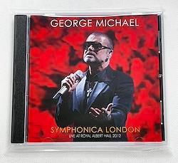 GEORGE MICHAEL/SYMPHONICA LONDON : LIVE AT ROYAL ALBERT HALL 2012(1CDR)