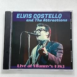 ELVIS COSTELLO AND THE ATTRACTIONS/LIVE AT TIFFANY