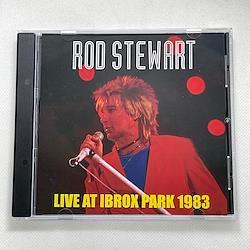 ROD STEWART - LIVE AT IBROX PARK 1983 (1CDR)