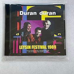DURAN DURAN - LEYSIN FESTIVAL 1989( 2CDR)