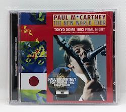 PAUL McCARTNEY - TOKYO DOME 1993 FINAL NIGHT (2CD)