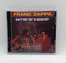 FRANK ZAPPA - WHAT