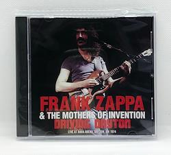 FRANK ZAPPA & THE MOTHERS OF INVENTION - DRIVING DAYTON (1CDR)