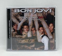 BON JOVI - YOYOGI 1993 DAY 1: AFTERNOON (2CDR)