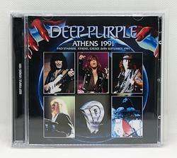 DEEP PURPLE - GOTHENBURG 1991 (2CDR)