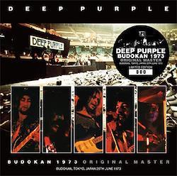 DEEP PURPLE - BUDOKAN 1973 ORIGINAL MASTER (2CD)