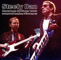 STEELY DAN - SARATOGA SPRINGS 1993 (2CDR)