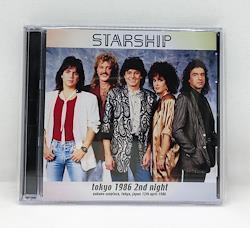 STARSHIP - TOKYO 1986 2ND NIGHT (2CDR)