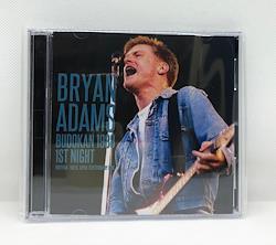 BRYAN ADAMS - BUDOKAN 1988 1ST NIGHT (2CDR)