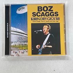 BOZ SCAGGS/KIRIN DRY GIGS