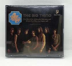 CHICAGO TRANSIT AUTHORITY - THE BIG THING (3CDR)