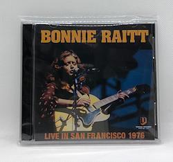BONNIE RAITT - LIVE IN SAN FRANCISCO 1976 (1CDR)