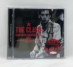 THE CLASH - SHINJUKU KOSEINENKIN 1982 (2CD)
