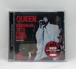 QUEEN - BUDOKAN 1975 FINAL NIGHT: MASTER-STROKE (2CD)