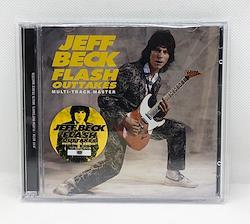 JEFF BECK - FLASH OUTTAKES: MULTI-TRACK MASTER (2CD)