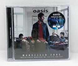 OASIS - MANSFIELD 2005 (2CD)