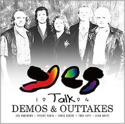 YES - 1994 TALK DEMOS & OUTTAKES(1CDR)