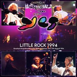 YES - LITTLE ROCK 1994 (2CDR)