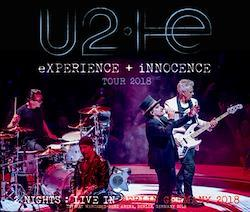 U2 - 2 NIGHTS IN BERLIN GERMANY 2018