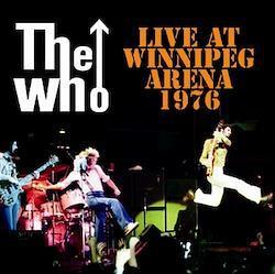 WHO - LIVE AT WINNIPEG ARENA 1976
