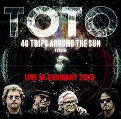 TOTO - LIVE IN GERMANY 2018