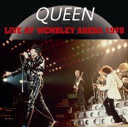 QUEEN - LIVE AT WEMBLEY ARENA 1978