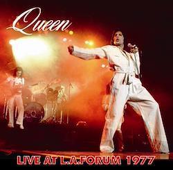 QUEEN - LIVE AT L.A. FORUM 1977