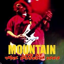 MOUNTAIN - LIVE AT WAX MUSEUM 1982 (1CDR)