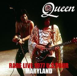 QUEEN - RARE LIVE 1977 U.S.TOUR