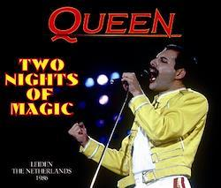 QUEEN - TWO NIGHTS OF MAGIC (4CDR)