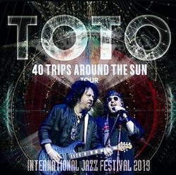 TOTO - INTERNATIONAL JAZZ FESTIVAL 2019 (2CDR)