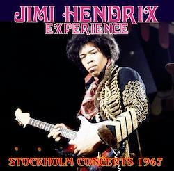 JIMI HENDRIX EXPERIENCE - STOCKHOLM CONCERTS 1967 (2CDR)