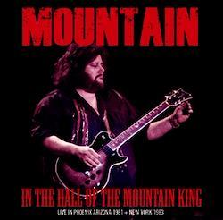 MOUNTAIN - IN THE HALL OF THE MOUNTAIN KING (1CDR)
