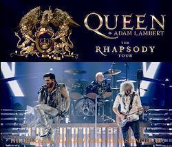 QUEEN + ADAM LAMBERT - THE RHAPSODY TOUR 2019: TORONTO+WASHINGTON D.C. (4CDR)