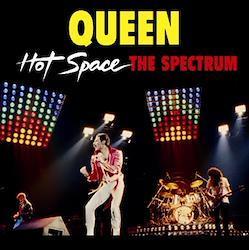QUEEN - HOT SPACE THE SPECTRUM (2CDR)