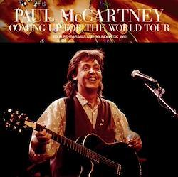 PAUL McCARTNEY - COMING UP FOR THE WORLD TOUR