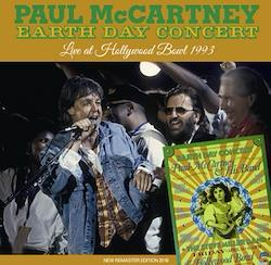 PAUL McCARTNEY - EARTH DAY CONCERT: LIVE AT THE HOLLYWOOD BOWL 1993